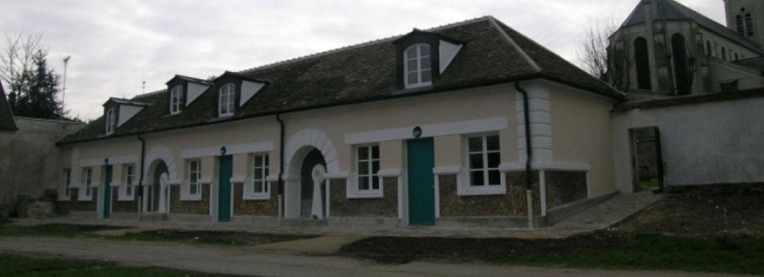 Aménagement maison de retraite Mont Carmel dans l'Essonne - Maître d'oeuvre