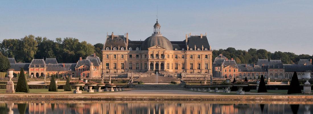 Rénovation du château de Vaux le Vicomte en Seine-et-Marne - Maître d'oeuvre
