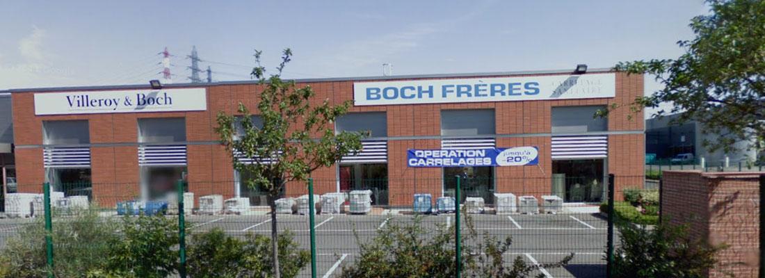 Restructuration bâtiment industriel BOCH dans le Val-de-Marne - Maître d'oeuvre