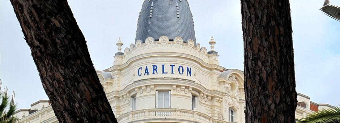 Aménagement du 7eme étage du Carlton dans les Alpes-Maritimes - Maître d'oeuvre