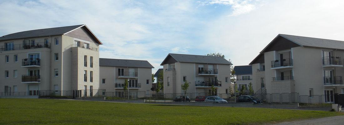 Construction de 53 logements dans l'Eure-et-Loir - Maître d'oeuvre