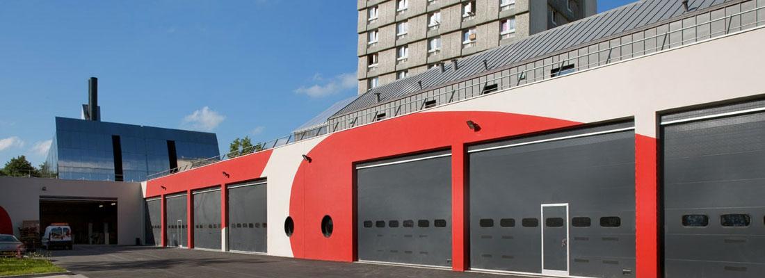 Construction du centre technique municipal dans l'Essonne - Maître d'oeuvre