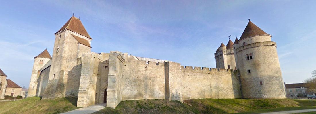 Rénovation du château de Blandy les Tours en Seine-et-Marne - Maître d'oeuvre